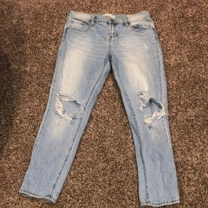 Bullhead boyfriend jeans
